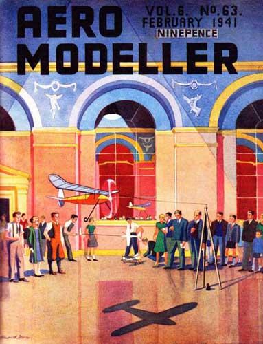 AeroModeller 1941/02 February (RCL#1589)