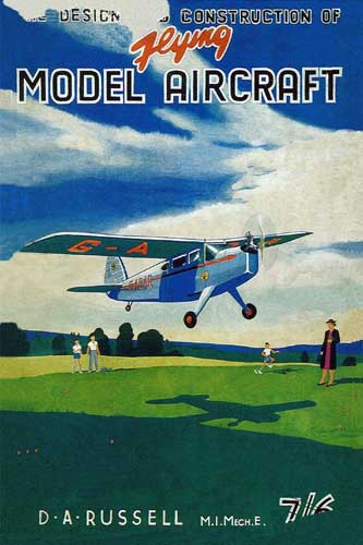 Design and Construction of Flying Model Aircraft