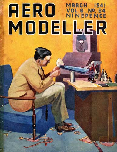 AeroModeller 1941/03 March  - click to view RCLibrary page