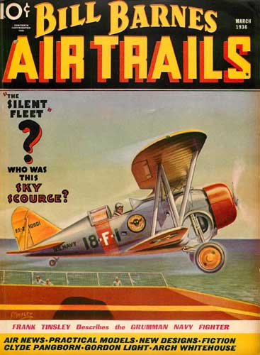 Air Trails 1936/03 March (RCL#1613)