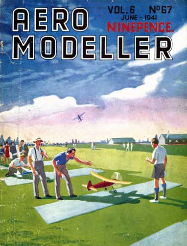 AeroModeller 1941/06 June  - click to view RCLibrary page