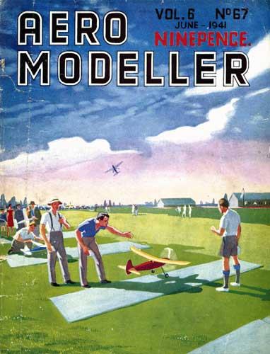 AeroModeller 1941/06 June - cover thumbnail