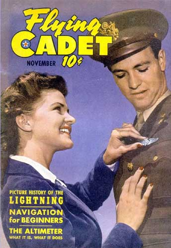 Flying Cadet 1943/11 November (RCL#1636)
