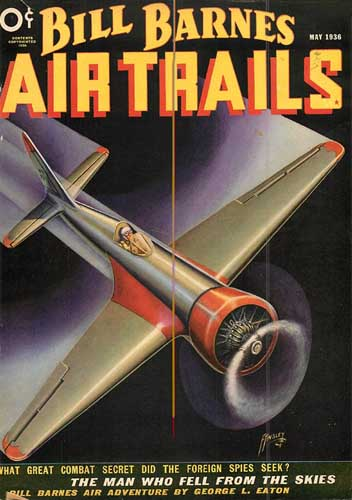 Air Trails 1936/05 May  - click to view RCLibrary page