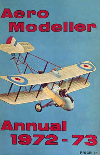 AeroModeller Annual 1972-73 (RCL#1650)