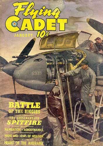 Flying Cadet 1944/01 January (RCL#1654)