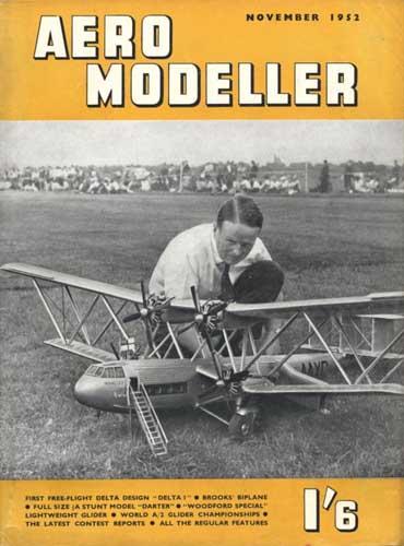 AeroModeller 1952/11 November (RCL#1674)