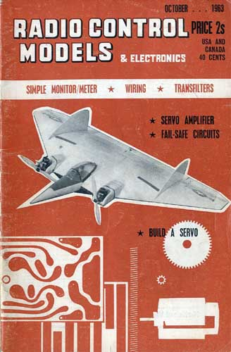 Radio Control Models & Electronics 1963/10 October  - click to view RCLibrary page