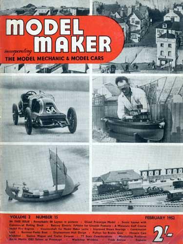 Model Maker 1952/02 February (RCL#1699)