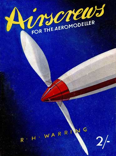Airscrews for the Aeromodeller - cover thumbnail