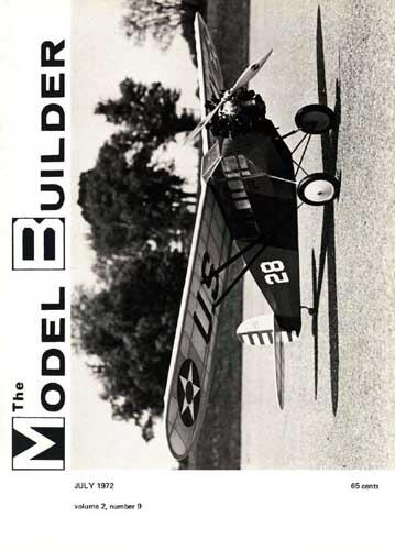 Model Builder 1972/07 July (RCL#1716)