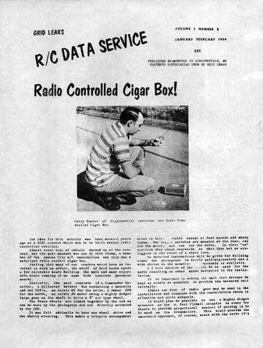 Grid Leaks 1959/01 January-February  - click to view RCLibrary page