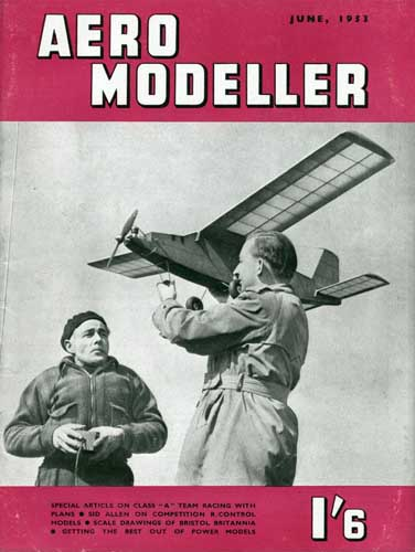 AeroModeller 1953/06 June  - click to view RCLibrary page