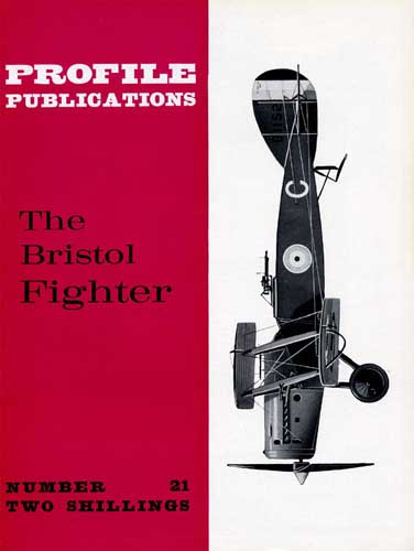 Profile Publications No. 021: Bristol Fighter - cover thumbnail