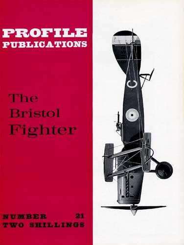 Profile Publications No. 021: Bristol Fighter (RCL#1735)