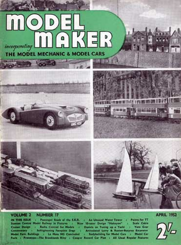 Model Maker 1952/04 April (RCL#1737)