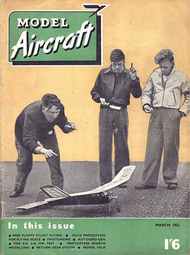 Model Aircraft 1952/03 March (RCL#1739)