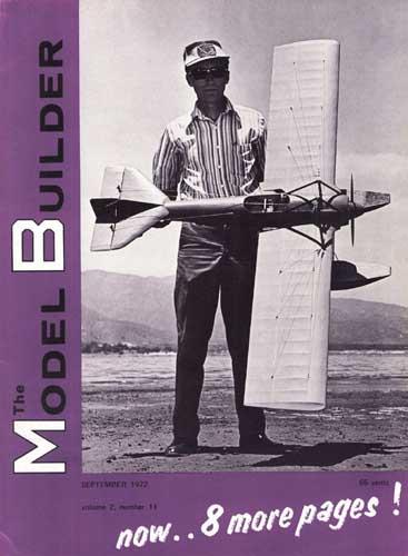 Model Builder 1972/09 September (RCL#1745)