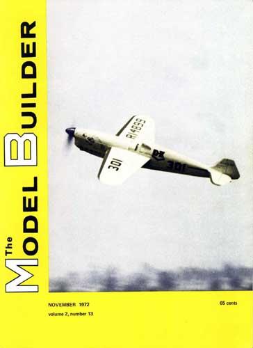 Model Builder 1972/11 November (RCL#1772)