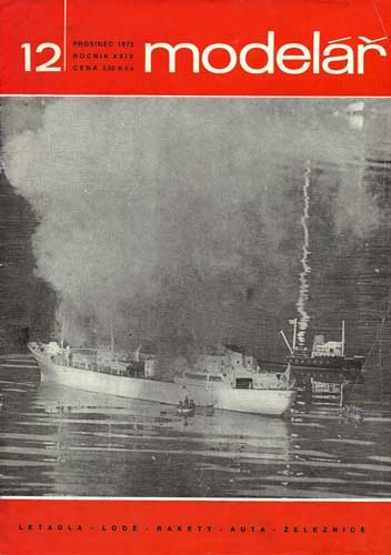 Modelar 1973/12 December - cover thumbnail