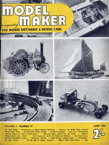 Model Maker 1952/06 June (RCL#1786)