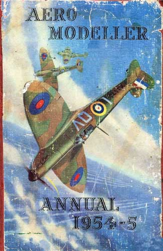 AeroModeller Annual 1954-55 (RCL#1787)
