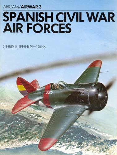 Aircam/ Airwar 003: Spanish Civil War Air Forces - click to view RCLibrary page
