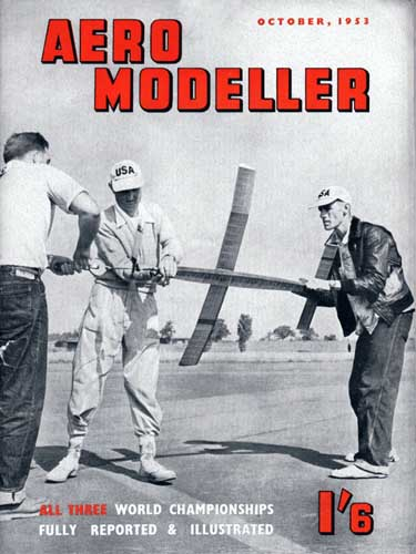 AeroModeller 1953/10 October (RCL#1802)