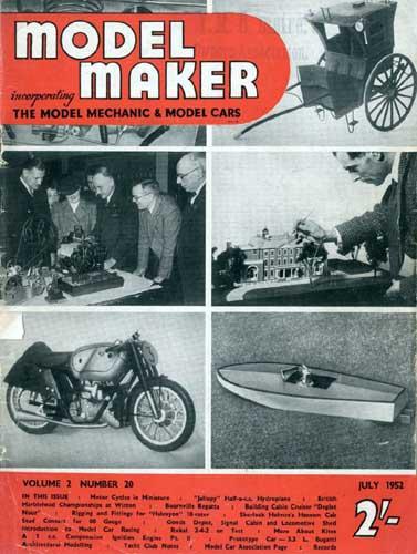 Model Maker 1952/07 July (RCL#1804)