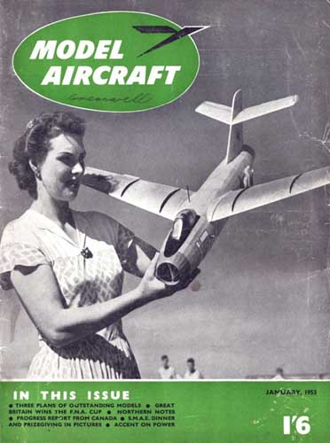 Model Aircraft 1953/01 January (RCL#1810)
