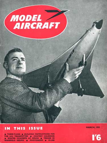 Model Aircraft 1953/03 March (RCL#1831)
