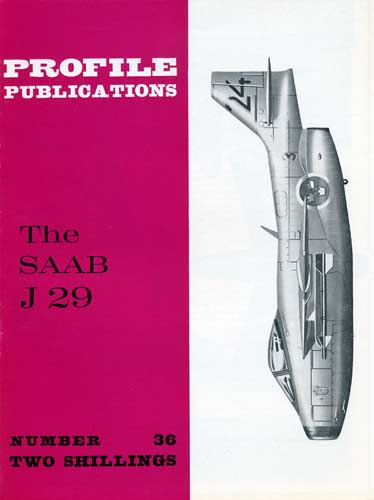 Profile Publications No. 036: SAAB J 29