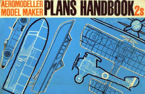 AeroModeller & Model Maker Plans Handbook (RCL#1852)