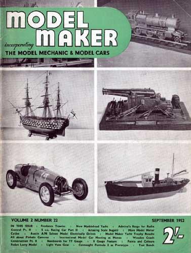Model Maker 1952/09 September (RCL#1865)