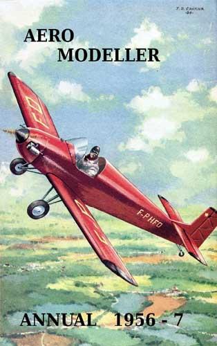 AeroModeller Annual 1956-57 (RCL#1887)