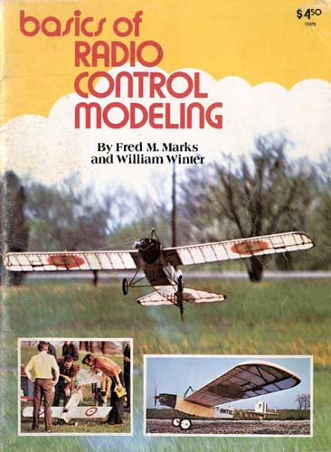 Basics of Radio Control Modelling - cover thumbnail