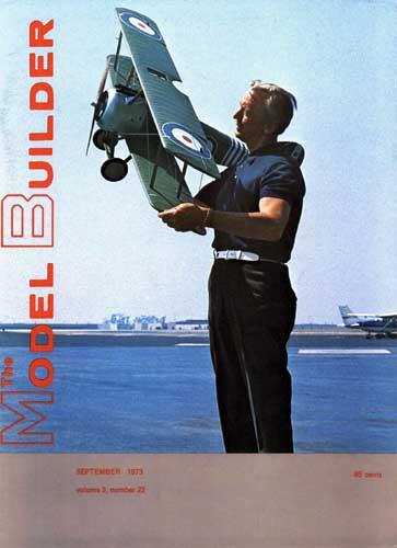 Model Builder 1973/09 September - cover thumbnail