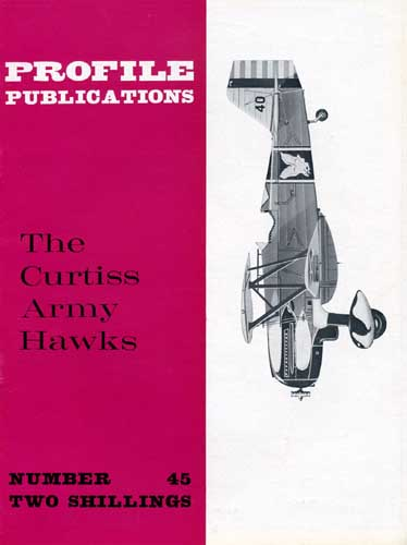 Profile Publications No. 045: Curtiss Army Hawks