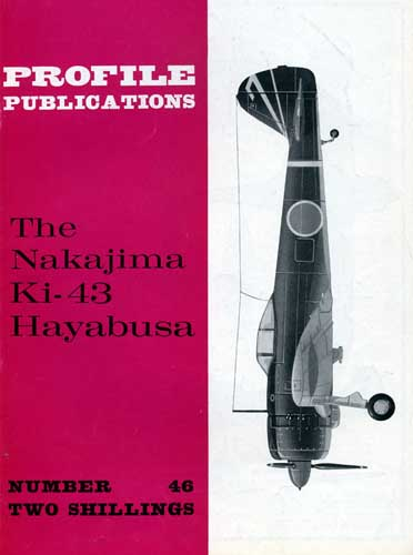 Profile Publications No. 046: Nakajima Ki-43 Hayabusa - click to view RCLibrary page