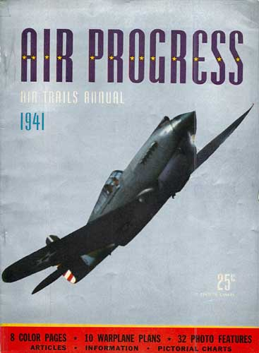 Air Progress, Air Trails Annual 1941