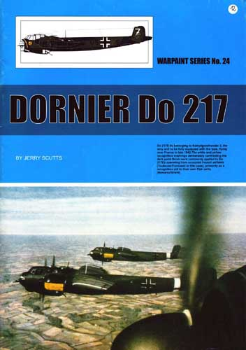 Warpaint Series No. 024: Dornier Do 217