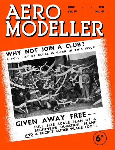 AeroModeller 1939/06 June (RCL#1960)