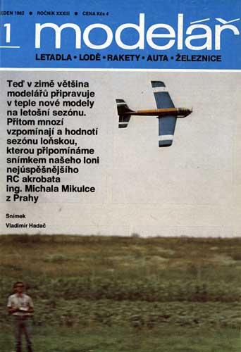 Modelar 1982/01 January (RCL#1977)