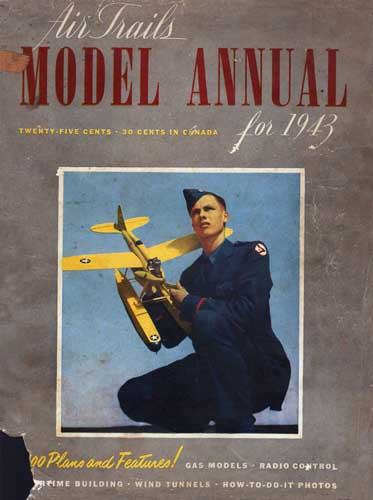 Air Trails Annual 1943 - cover thumbnail