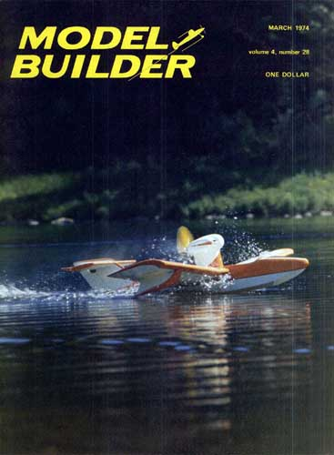 Model Builder 1974/03 March - cover thumbnail
