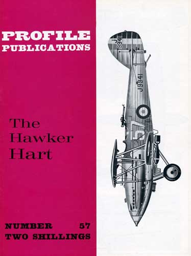 Profile Publications No. 057: Hawker Hart