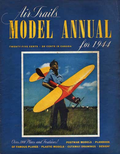Air Trails Annual 1944
