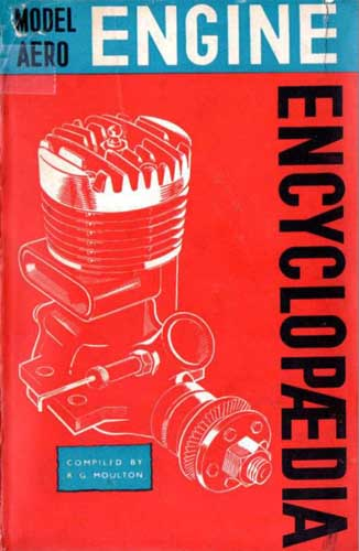 Model Aero Engine Encyclopedia (RCL#1996)