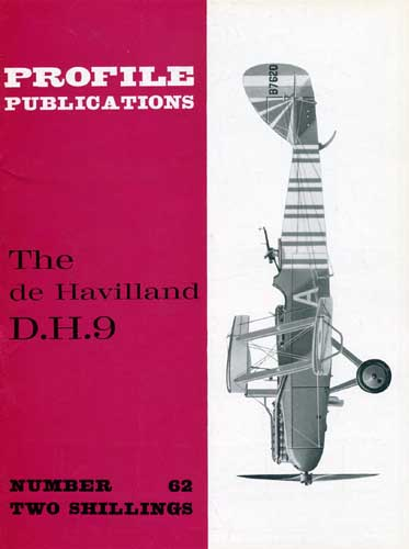 Profile Publications No. 062: de Havilland D.H.9