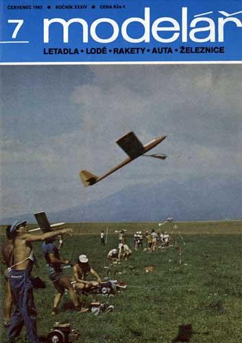Modelar 1983/07 July (RCL#2022)
